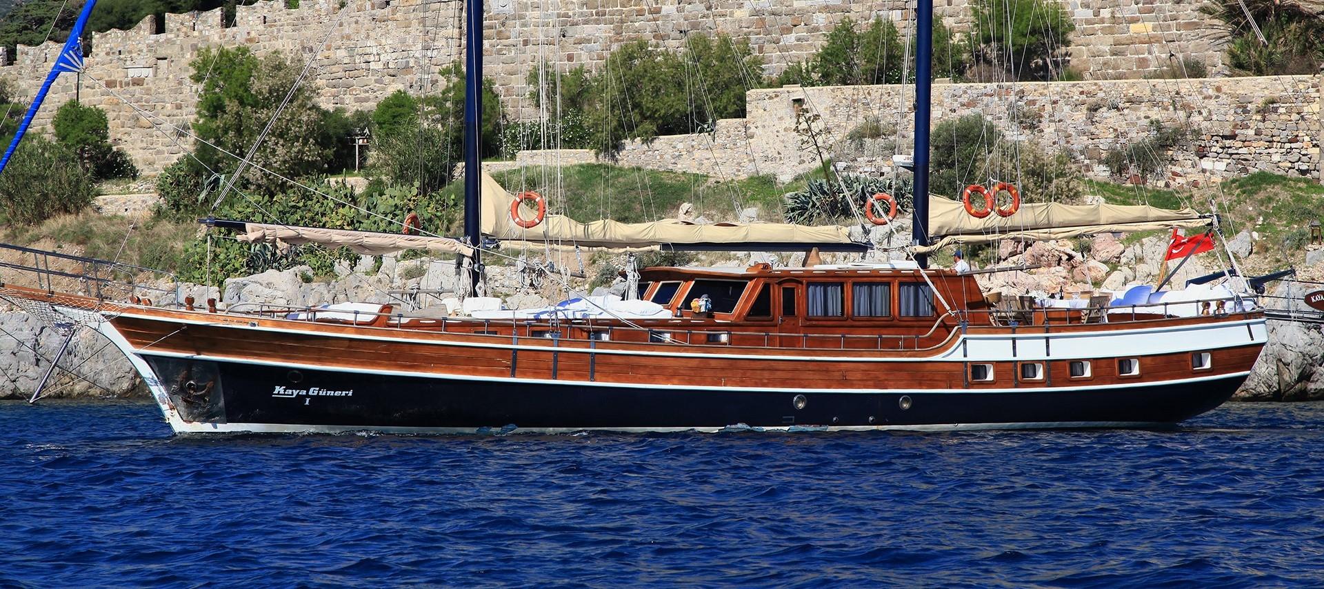 Kaya Güneri Yachting